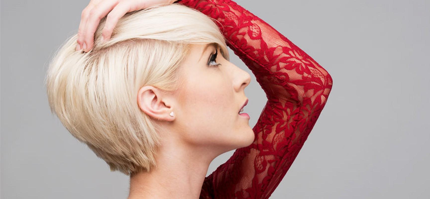 hair tutorials for short hair - photo #39