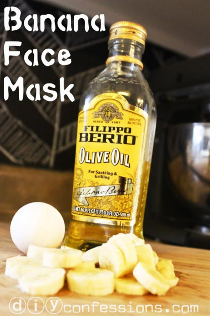Banana-Face-Mask