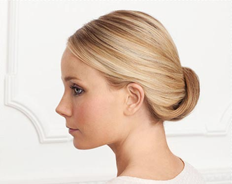 10 Simple Updos For Long Hair