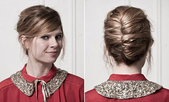 french-twist-updo
