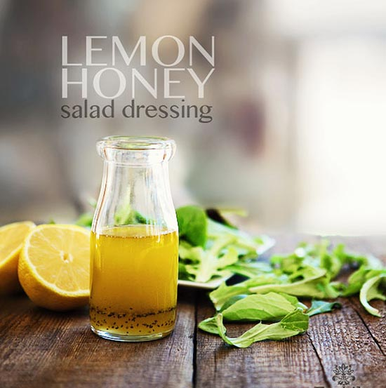 lemon-honey-dressing