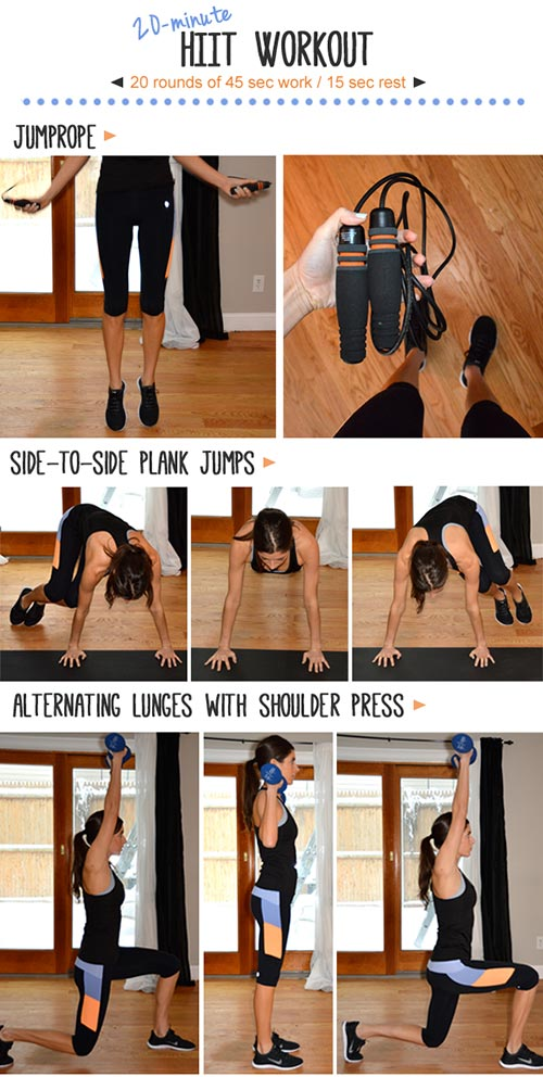 20-Minute-HIIT-Workout