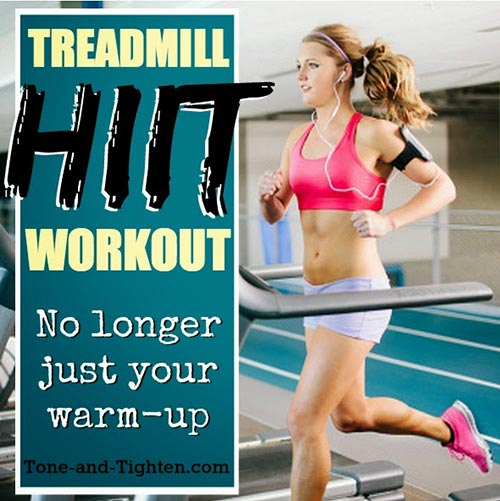 HIIT-Treadmill-Workout