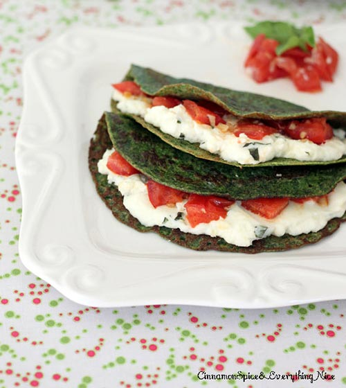 spinach-crepes