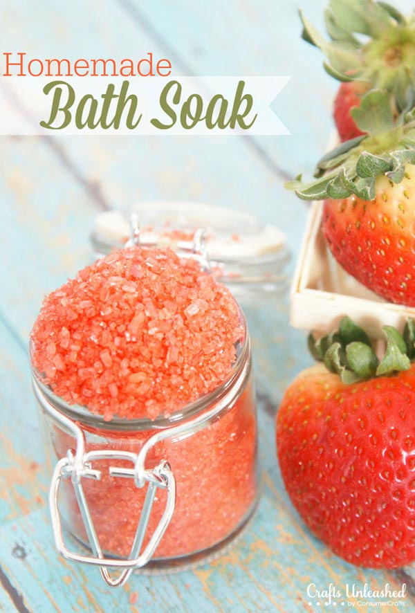 Homemade-bath-soak