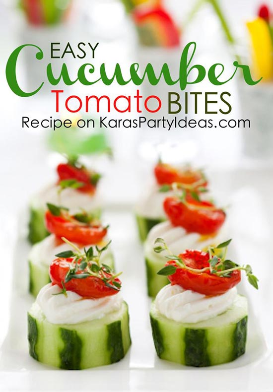 cucumber-bites