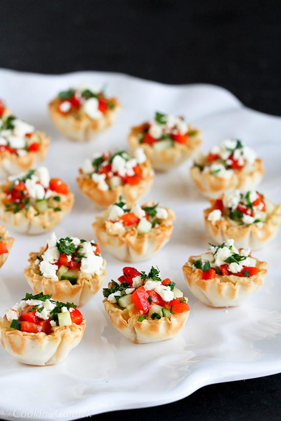 Best Appetizer Recipes For Parties
